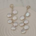 New Iridana Coin Pearl Drop Earrings3 jpg