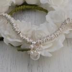Sterling Silver Coin Pearl Sweetie Bracelet 2 copy