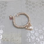 Sterling Silver Coin Pearl Sweetie Bracelet 6 psd copy