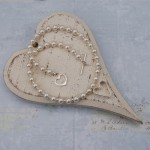 Sterling silver personalised secret heart and freshwater pearl necklace 7 copy