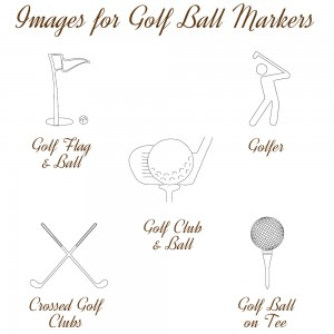Images for Golf Ball Markers