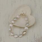 New Iridana Coin Pearl Bracelet 2