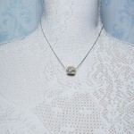 Sterling Silver Entwined Pearl Necklace 7 copy