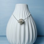 Sterling Silver Entwined Pearl Necklace 8 copy