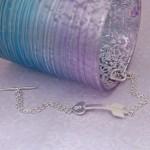 IndiviJewels Personalised Silver Arrow Heart Bracelet 3