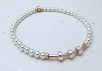 IndiviJewels 30th Birthday Beaded Bracelet